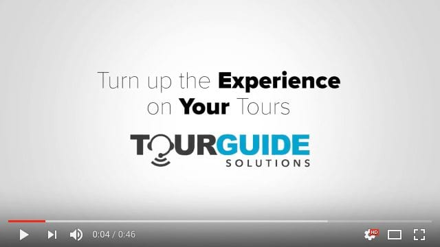 Video Tutorials Tour Guide Solutions