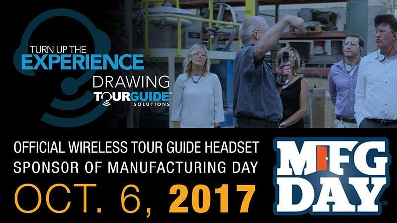 Manufacturing Tour Headsets