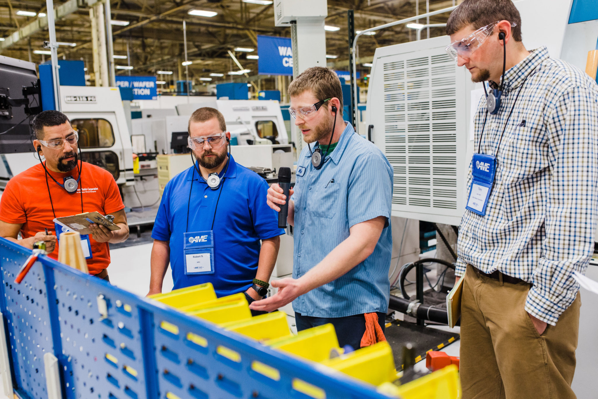 Wireless Tour Guide Systems Enhance Ame Chicagoland Lean